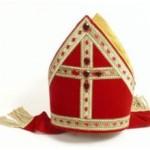 De Sint komt aan in Colijnsplaat