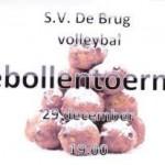 Oliebollen toernooi SV De Brug 2012