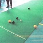 Koersbal in Zaal Onder de Toren
