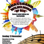 Brassband Wilhelmina Op Reis