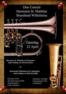 Brassband 22-4-17